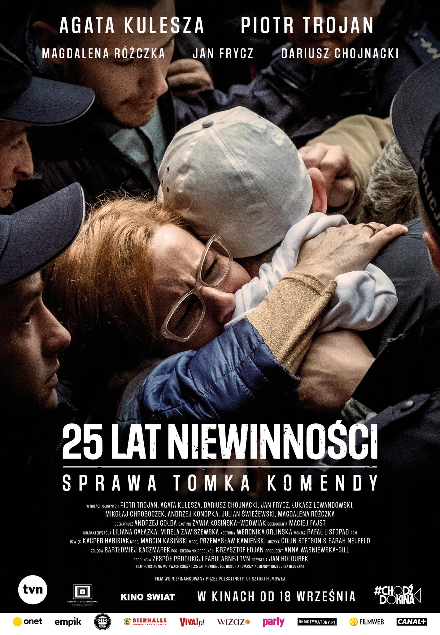 25 lat niewinności. Sprawa Tomka Komendy (2020) Cały Film CDA PL